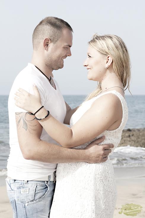 Liebesglück - Paare  - Dünen