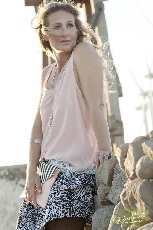 Romantic Look - Fashion  - Pozo Izquierdo Salz