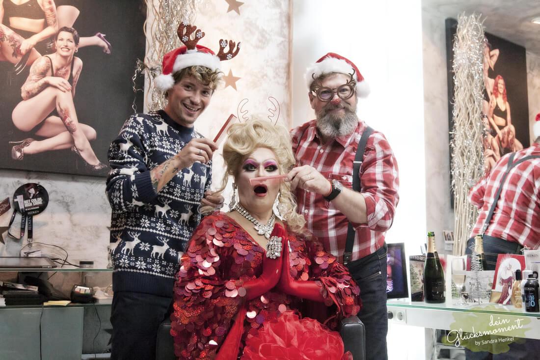 It´s Christmas time! - Kreativ  - Visagist
