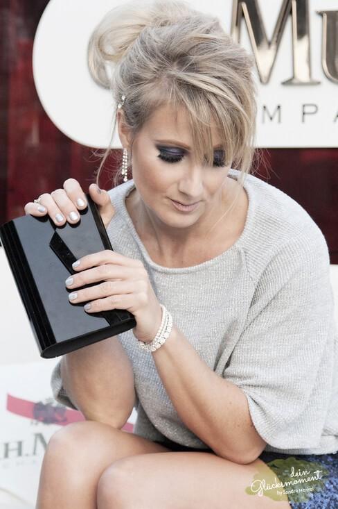 Glamour und Bling Bling - Fashion  - Visagist