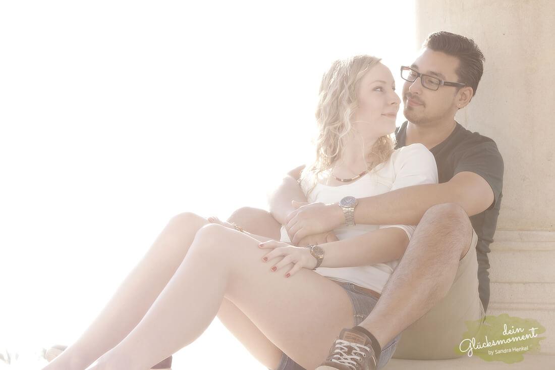 Im Liebesglück ins neue Jahr - Paare  - Dünen Hotel Leuchtturm